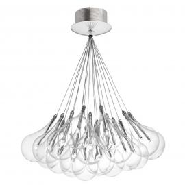 LED hanglamp Drop S, 19-lamps