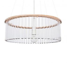 Pani Jurek Maria SC single hanglamp naturel -