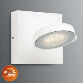 Philips Clockwork LED-Strahler weiß 1flg. WarmGlow