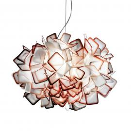 Slamp Clizia - Designer-Pendelleuchte, orange