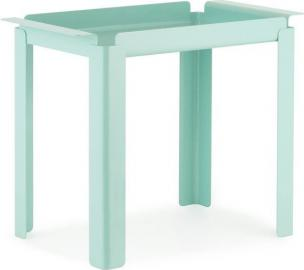 Stolik Box L turkusowy
