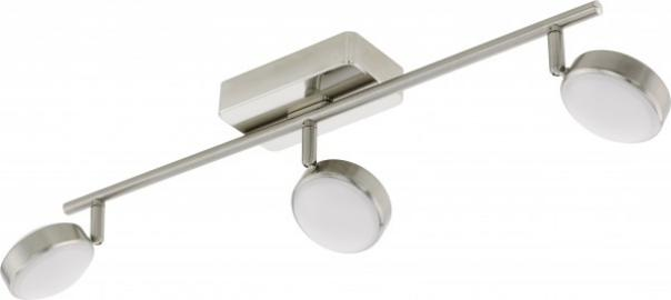 Eglo 3er LED Spot Corropoli-C nickel-matt