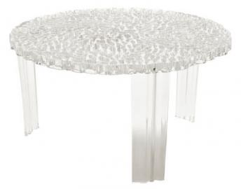 T-Table Basso Couchtisch - Kartell - Kristall
