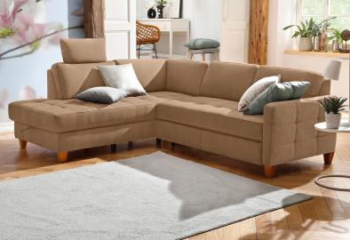 Home affaire Ecksofa Earl