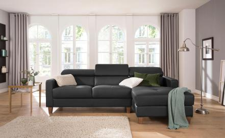 Home affaire Ecksofa Luzern