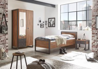 Home affaire Schlafzimmer-Set Detroit (Set 3-tlg)