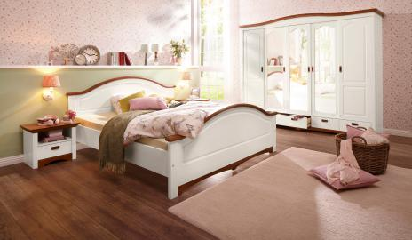 Home affaire Schlafzimmer-Set Konrad (Set 5-tlg)