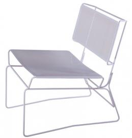 Fil Lounge Sessel - AA-New Design - Grau