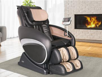 Massagesessel Moon - Zero Gravity Technik - Schwarz